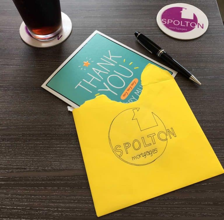 Spolton Mortgages - Thanks you from an amazing client!
