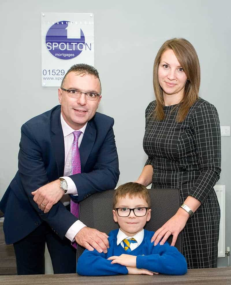 Spolton Mortgages family